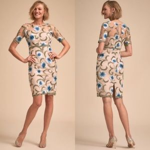NWT BHLDN Adrianna Papell Adrienne Mini Dress Sz 2